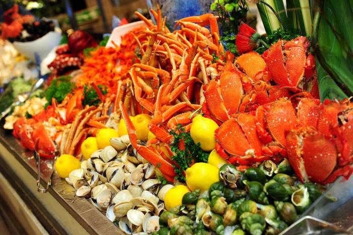 carousel-seafood-station