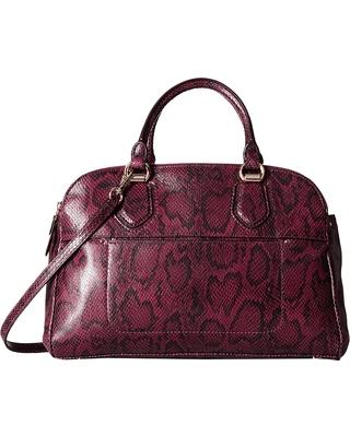 cole-haan-tali-double-zip-satchel-tawny-port-snake-satchel-handbags