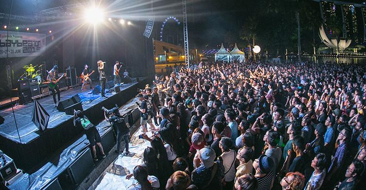新加坡最大的免费alternative music festival-热点新加坡
